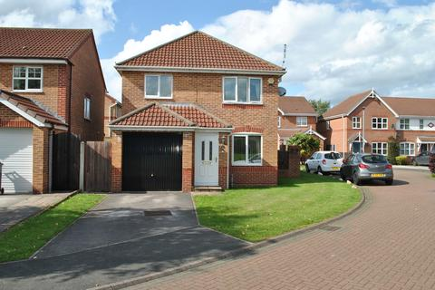 3 bedroom detached house for sale - Rosewood Drive, Winsford