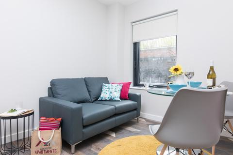 1 bedroom apartment to rent - Salisbury House