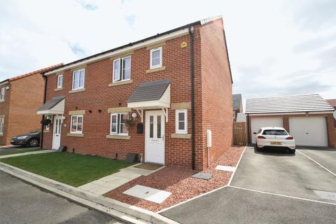 3 bedroom semi-detached house for sale - Orion Close, Queensgate, Stockton, TS18 3WH