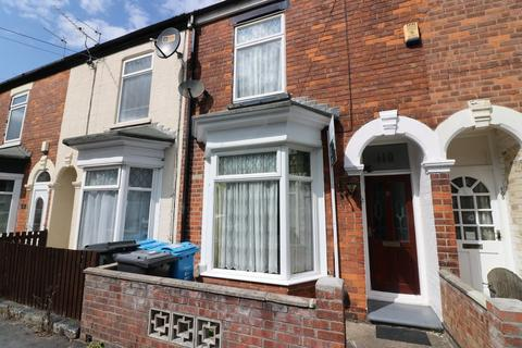2 bedroom terraced house to rent - Thoresby Street, Hull