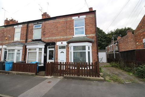 2 bedroom end of terrace house to rent - Welbeck Street, Hull
