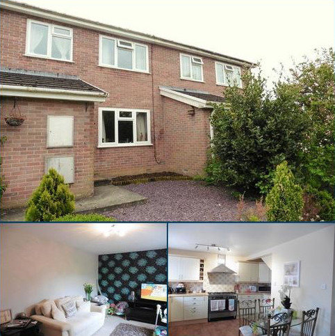 3 bedroom terraced house to rent - 8 Orchard Close, Chudleigh
