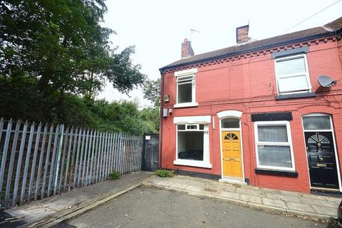 2 bedroom end of terrace house for sale - Wimbledon Street, Wavertree