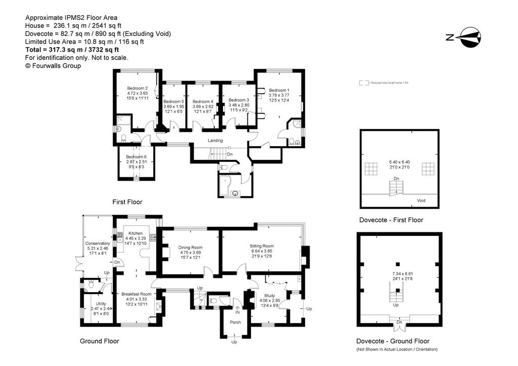 Floorplan 1 of 2: Farmhouse