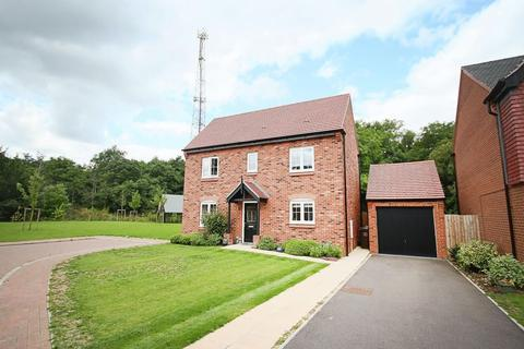 4 bedroom detached house for sale - Ladybower Way, Yarnfield