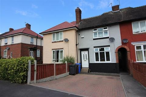 2 bedroom terraced house for sale - Mauncer Crescent, Sheffield, S13 7JD