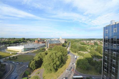 1 bedroom apartment to rent - 10th Floor Churchill Place, Churchill Way, Basingstoke