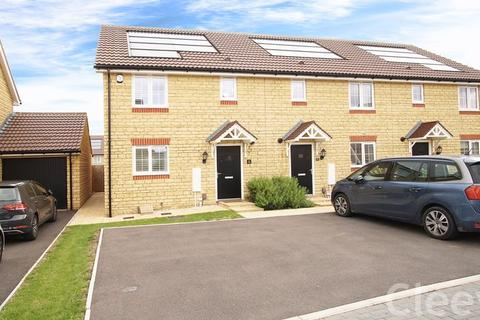 3 bedroom end of terrace house for sale - Russet Drive, Bishops Cleeve