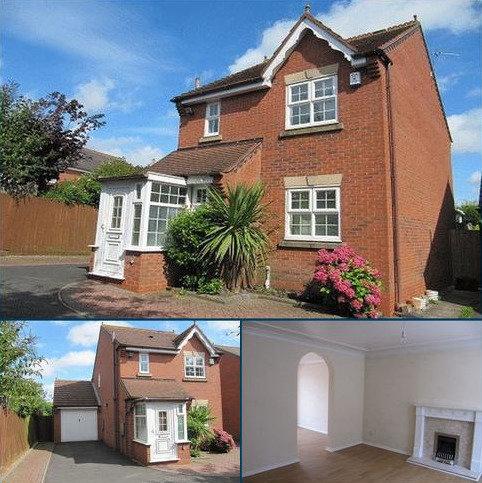 3 bedroom house to rent - Crowesbridge Mews, Bilston