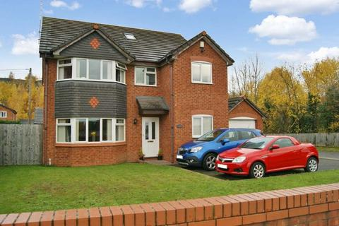 4 bedroom detached house for sale - Llay Road, Llay, Wrexham