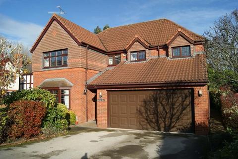 4 bedroom detached house for sale - Plassey Close, The Fairways, Wrexham