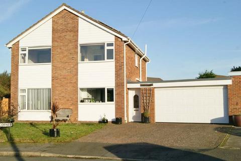 4 bedroom detached house for sale - Firgrove Corner, Borras, Wrexham