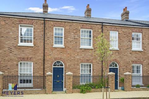 3 bedroom terraced house for sale - Liscombe Street, Poundbury, DT1