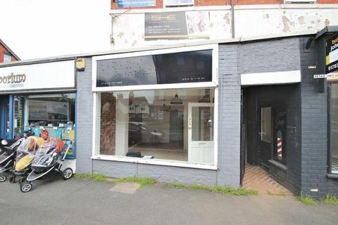 Retail property (high street) to rent - High Street, Wolstanton, Newcastle