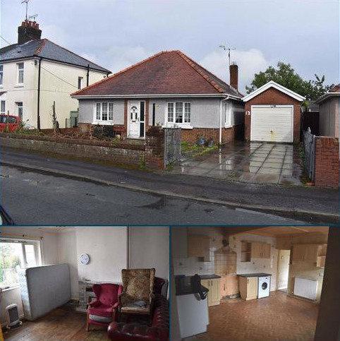 3 bedroom detached bungalow for sale - Gordon Road, Llanelli, Carmarthenshire, SA14