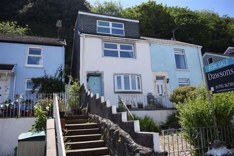 3 bedroom semi-detached house for sale - Clifton Terrace, Swansea, SA3
