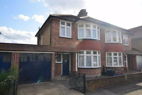 3 bedroom semi-detached house to rent - Warley Road, Woodford Green