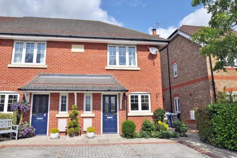 2 bedroom semi-detached house to rent - Bushnell Place