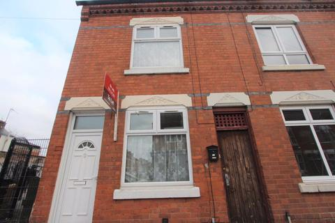 3 bedroom terraced house to rent - Tudor Road, Leicester, LE3