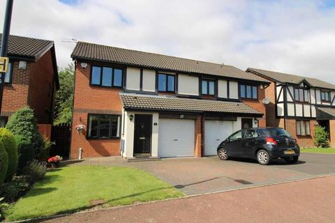 3 bedroom semi-detached house for sale - The Glade, Abbey Farm, North Walbottle, Newcastle Upon Tyne