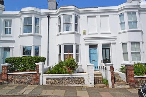 2 bedroom terraced house to rent - West Hill Street, Brighton, BN1 3RR