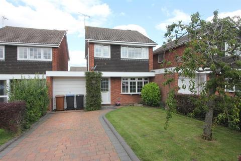 3 bedroom detached house for sale - Laneside Drive, Hinckley