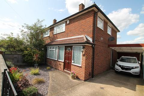 3 bedroom semi-detached house for sale - Lindsay Close, Stanwell, Staines-upon-Thames, TW19