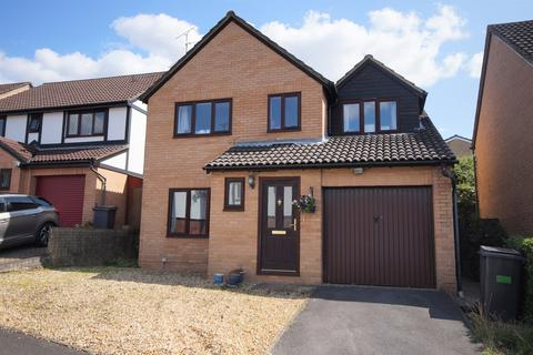 4 bedroom detached house for sale - Lamden Way, Burghfield Common, Reading, RG7