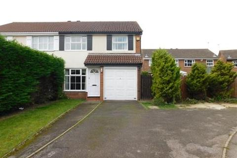 3 bedroom semi-detached house to rent - Ribbleton Close, Lower Earley, Reading