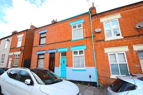 2 bedroom terraced house for sale - Hawthorne Street, Leicester