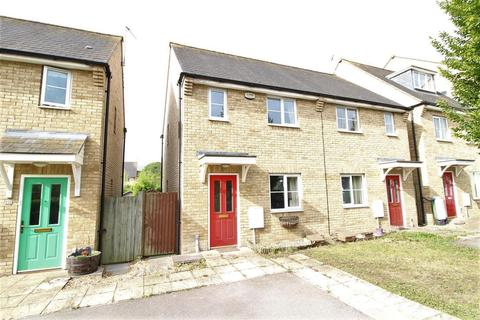 2 bedroom semi-detached house for sale - Wellbrook Way, Girton, Cambridge