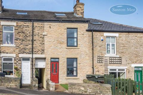 3 bedroom terraced house for sale - Stannington View Road, Crookes, Sheffield, S10
