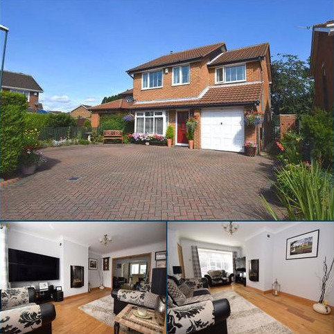 4 bedroom detached house for sale - Prensgarth Way, Brosley Estate, South Shields