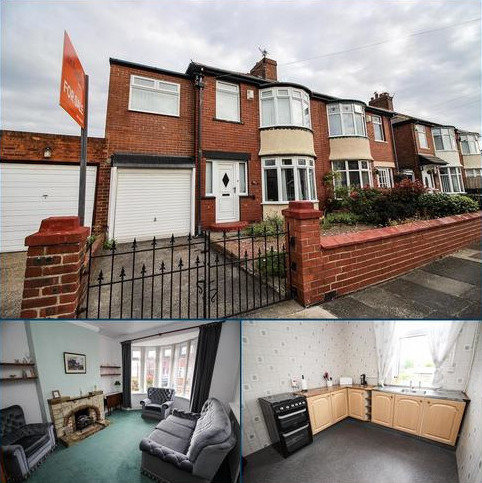 3 bedroom semi-detached house for sale - Highbury Place, North Shields
