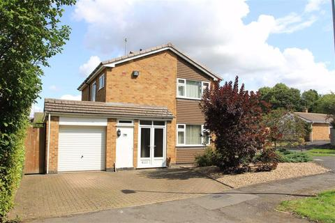 3 bedroom detached house for sale - Uppingham Road, Thurnby, Leicester