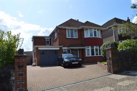 4 bedroom detached house for sale - Rhyd Y Defaid Drive, Swansea, SA2