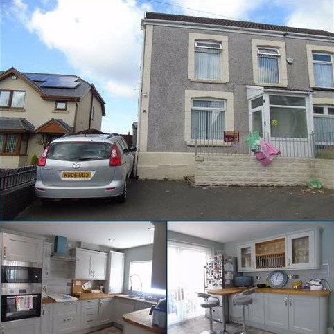 3 bedroom semi-detached house for sale - Mansel Road, Bonymaen, Swansea