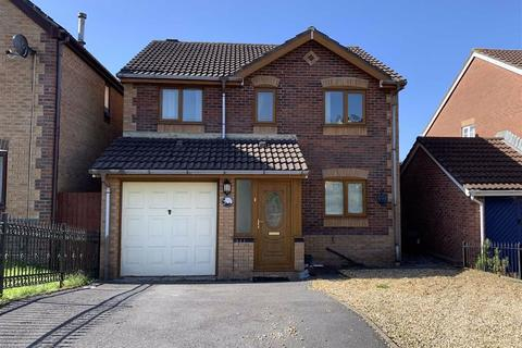 4 bedroom detached house for sale - Lon Enfys, Llansamlet, Swansea