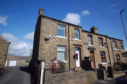 3 bedroom end of terrace house for sale - New Hey Road, Outlane, Huddersfield, HD3