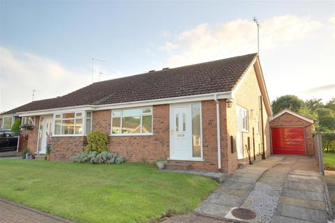 2 bedroom semi-detached bungalow for sale - Wold View, South Cave