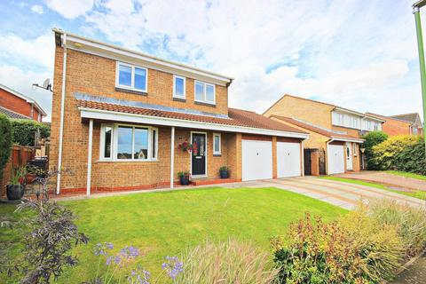 4 bedroom detached house for sale - Lesbury Close, Chester Le Street
