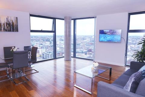 2 bedroom apartment for sale - West Tower 8 Brook Street,  Liverpool, L3