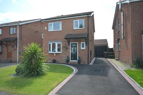 4 bedroom detached house for sale - Meadow View, Holmewood, Chesterfield, S42 5UL