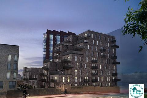 1 bedroom semi-detached house for sale - Islington Wharf Locks Waterside Places, Greater Manchester