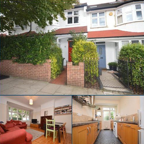 3 bedroom terraced house to rent - Holmesley Road SE23