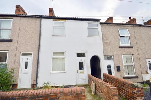 2 bedroom terraced house for sale - South Street North, New Whittington, Chesterfield, S43 2AB