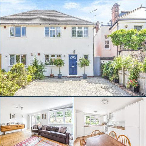 2 bedroom terraced house for sale - Idmiston Road, West Norwood
