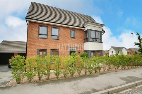4 bedroom detached house for sale - Highfield Lane, Waverley