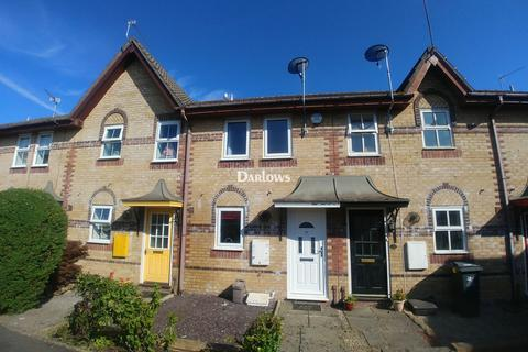 2 bedroom terraced house for sale - Blaise Place, Cardiff