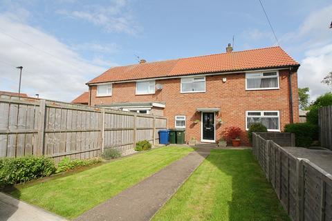 4 bedroom semi-detached house for sale - Naworth Drive, Hillheads, Newcastle upon Tyne NE5
